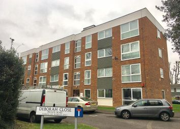 Thumbnail 2 bed flat to rent in Deborah Close, Isleworth