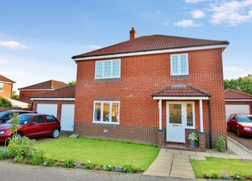 Thumbnail 4 bedroom detached house for sale in Starling Close, Aylsham, Norwich