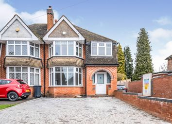 3 bed semi-detached house for sale in Stonor Park Road, Solihull B91