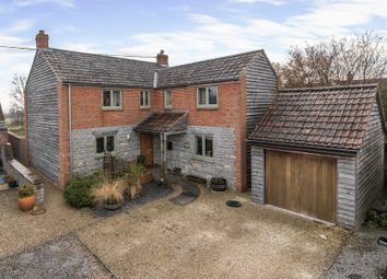Thumbnail 4 bed detached house for sale in Kingston Lane, Fore St, Othery