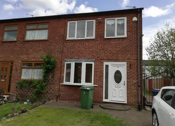 Thumbnail 3 bed semi-detached house to rent in Quarry Close, Old Swan, Liverpool