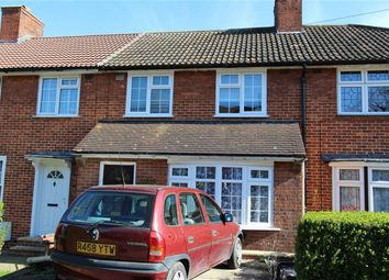 Thumbnail 2 bed terraced house for sale in Manor Farm Drive, Chingford, London