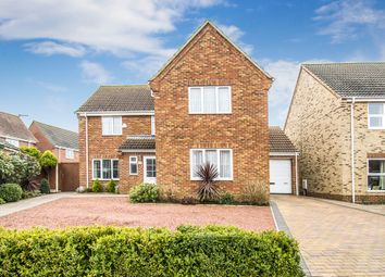 Thumbnail 4 bed detached house for sale in Carrel Road, Gorleston, Great Yarmouth