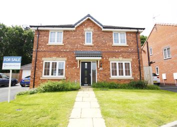4 bed detached house for sale in Spindle Drive, Wingerworth, Chesterfield S42