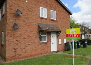 Thumbnail 1 bedroom flat to rent in St Pauls Road, Smethwick, Birmingham