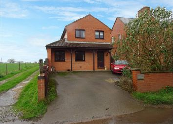 Thumbnail 3 bed detached house for sale in Front Street, Chedzoy, Bridgwater, Somerset