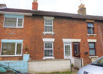 Thumbnail 2 bed terraced house for sale in Percy Street, Swindon