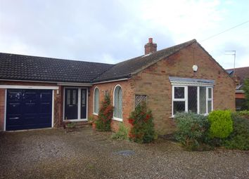 Thumbnail 4 bed detached bungalow for sale in New Lane, Huntington, York