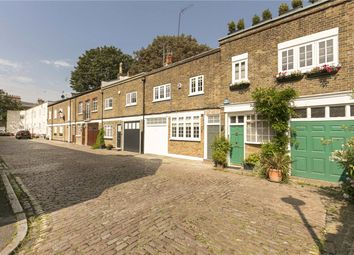Thumbnail 3 bed property to rent in Northwick Close, St John's Wood, London