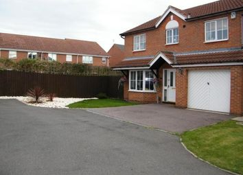 Thumbnail 4 bedroom detached house to rent in Parham Close, Heathley Park