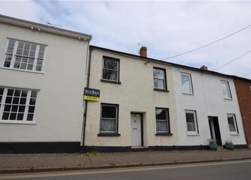 Thumbnail 2 bed terraced house for sale in St. Lawrence Green, Crediton, Devon