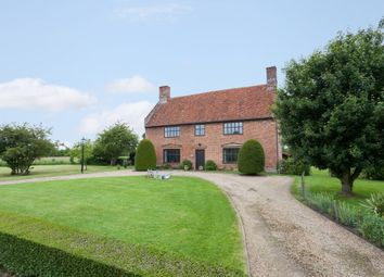 Thumbnail 6 bed detached house for sale in London Road, Weston, Beccles