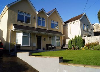 Thumbnail 4 bed detached house for sale in Glenboi, Mountain Ash