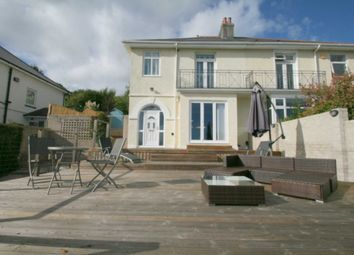 Thumbnail 4 bedroom semi-detached house for sale in Hanover Close, Efford Lane, Plymouth