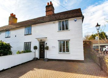Thumbnail 2 bed end terrace house for sale in Dickens Cottage, High Road, Chigwell