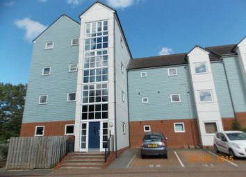Thumbnail 2 bedroom flat to rent in Bridge Hook Close, Wolverton Mill, Milton Keynes