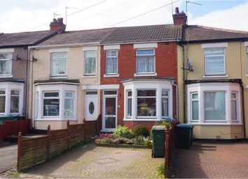 Thumbnail 2 bed terraced house for sale in Pembrook Road, Coventry