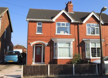 Thumbnail 3 bed semi-detached house for sale in Webster Avenue, Scunthorpe