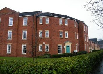 Thumbnail 3 bed flat for sale in Byron Walk, Nantwich, Cheshire