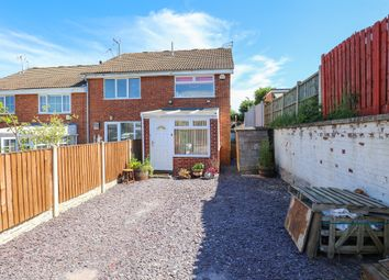 Thumbnail 2 bed end terrace house for sale in Highwood Place, Eckington, Sheffield