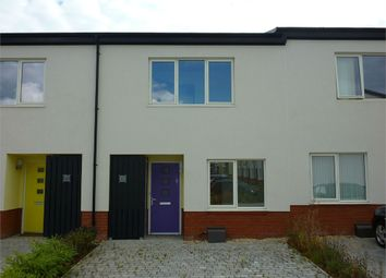 Thumbnail 3 bed terraced house to rent in Trem Elai, Penarth