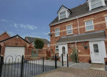 Thumbnail 3 bedroom semi-detached house for sale in Tollymore Park, Kingswood, Hull