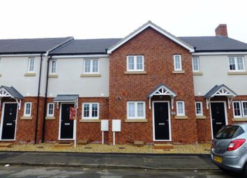 2 bed terraced house to rent in Pinfold Street, Rugby CV21