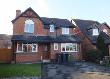 Thumbnail 4 bed detached house to rent in Quilling Close, Trowbridge, Wiltshire
