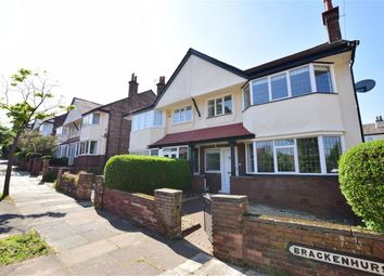 Thumbnail 4 bed semi-detached house for sale in Brackenhurst Drive, Wallasey, Merseyside