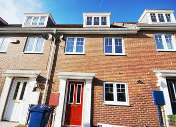 Thumbnail 3 bed town house to rent in Dowding Lane, Newcastle Upon Tyne