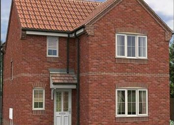 Thumbnail 3 bedroom detached house to rent in Mill Court, Mansfield, Nottinghamshire
