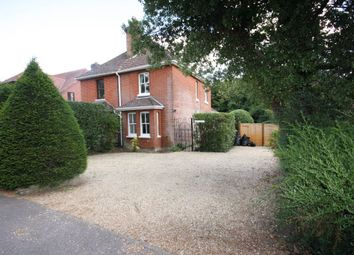Thumbnail 2 bed semi-detached house to rent in Otterbourne Road, Shawford, Winchester