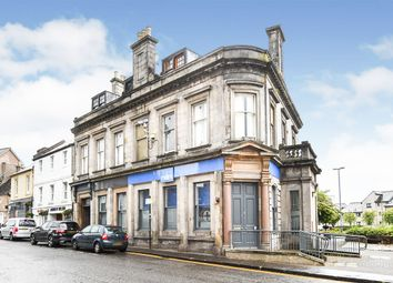 Thumbnail 1 bed flat for sale in Bank Street, Alloa, Clackmannanshire