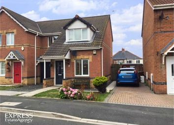 Thumbnail 3 bed semi-detached house for sale in Winston Court, Hartlepool, Durham