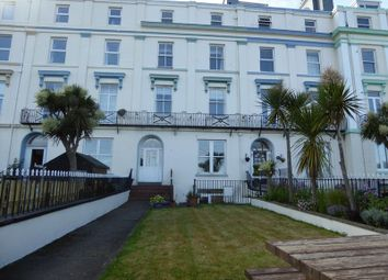 Thumbnail 2 bed flat for sale in Apt 4 Corrib House, Clarence Terrace, Central Promenade, Isle Of Man