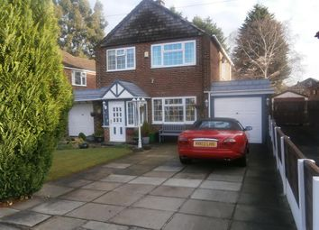 4 bed detached house for sale in Blackcarr Road, Baguley, Wythenshawe, Manchester M23