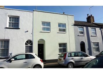 Thumbnail 3 bed town house for sale in Sherborne Street, Fairview, Cheltenham