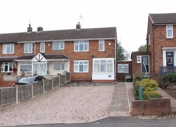 Thumbnail 2 bed terraced house for sale in Blaze Hill Road, Wall Heath, Kingswinford