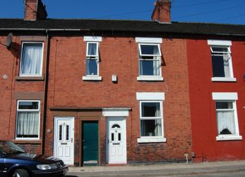 Thumbnail 4 bed terraced house to rent in Foden Street, Stoke-On-Trent