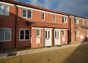 Thumbnail 2 bed terraced house for sale in Fuller Close, Oulton Broad, Lowestoft