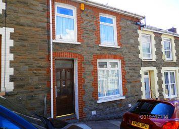 Thumbnail 2 bed terraced house for sale in Ninian Street, Treherbert, Rhondda Cynon Taff.
