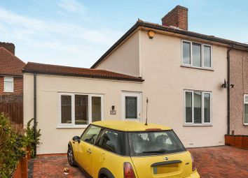 Thumbnail 4 bed end terrace house to rent in Holgate Road, Dagenham