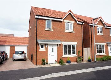 Thumbnail 3 bed detached house for sale in Sweeting Close, Creech St Michael