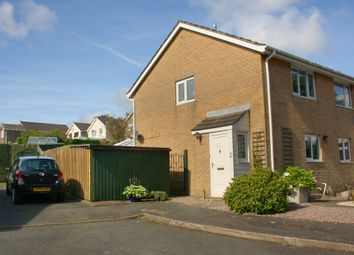 Thumbnail 2 bed semi-detached house for sale in Milton Close, Priory Park, Haverfordwest