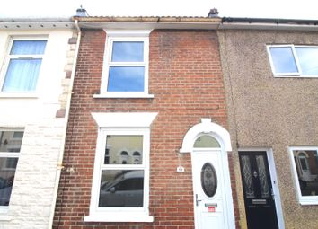 Thumbnail 2 bed terraced house to rent in Jersey Road, Portsmouth