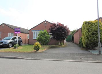 Thumbnail 2 bed detached bungalow for sale in Tansley Road, North Wingfield, Chesterfield