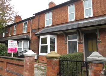 Thumbnail 4 bedroom terraced house for sale in West Parade, Lincoln