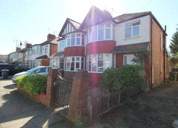 Thumbnail 3 bed semi-detached house for sale in Harley Road, Harrow