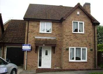 Thumbnail 4 bed detached house to rent in Merlin Close, Bishops Waltham, Southampton