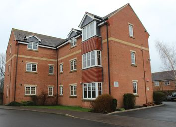 Thumbnail 2 bed flat for sale in Bridge Close, Church Fenton, Tadcaster